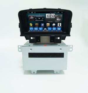 CARMEDIA QR-7016 Головное устройство на Android 6.0.1 для Chevrolet Cruze 2010-2012