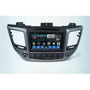 CARMEDIA QR-8101 Головное устройство на Android 6.0.1 для Hyundai Tucson 2016+