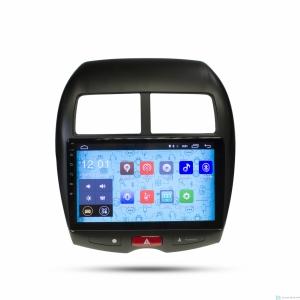 Штатная магнитола Parafar 4G/LTE с IPS матрицей для Mitsubishi ASX 2010-2016 на Android 7.1.1 (PF026)