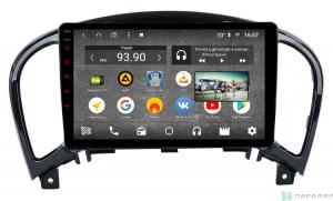 Штатная магнитола Parafar 4G LTE с IPS матрицей для Nissan Juke 2010+ на Android 6.0 (PF789Lite)
