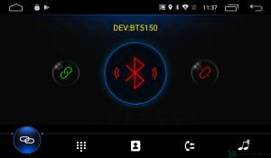 Штатная магнитола Parafar с IPS матрицей для Mercedes S-class кузов w220 на Android 6.0 (PF211Lite)