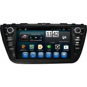 Carmedia QR-8070 Головное устройство на Android 6.0.1 для Suzuki SX4 2013+, SX4 S-Cross 2013+
