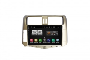 Штатная магнитола FarCar s185 для Toyota Land Cruiser Prado 150 на Android (LY065R)