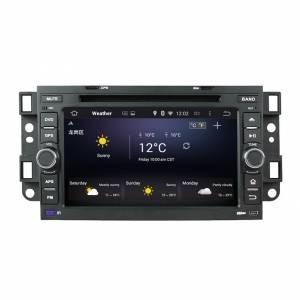 Carmedia KD-7046 Головное устройство на Android 5.1.1 для Chevrolet Aveo, Captiva,Epica