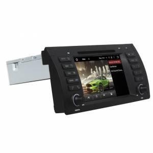 Carmedia KDO-7502 Головное устройство на Android 5.1.1 (обновление до версии 7.1) для BMW X5 2000-2006 (E53), 5-я серия 1996-2003 (E39), 7-я серия 1994-2001 (E38)