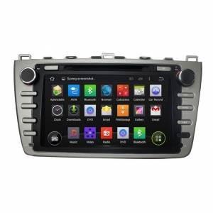 Carmedia KD-8001s Головное устройство на Android 5.1.1 (обновление до версии 7.1) для Mazda 6 2007-2012