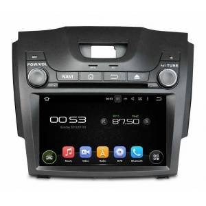 Carmedia KD-8060 Головное устройство на Android 5.1.1 (обновление до версии 7.1) для Chevrolet TrailBlaizer 2012-2015, Colorado 2012-2015