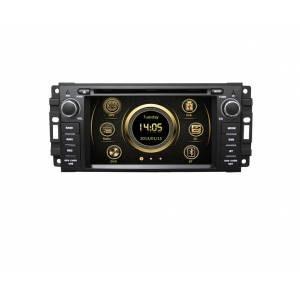 CARMEDIA QR-6205 Головное устройство на Android 6.0.1 для Jeep/Chrysler/Dodge