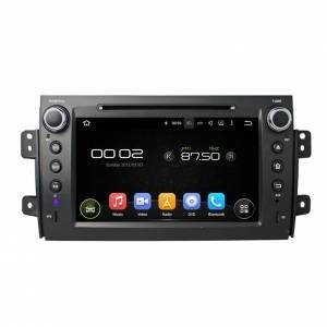 Carmedia KD-8072 Головное устройство на Android 5.1.1 для Suzuki SX4 2006+, SX4 Clasic
