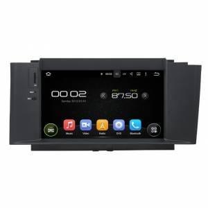 Carmedia KD-8206 Головное устройство на Android 5.1.1 для Citroen C4 2010+, DS4