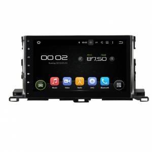 Carmedia KD-1036 Головное устройство на Android 5.1.1 для Toyota Highlander 2014+ U50