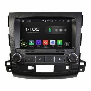 Carmedia KD-8063 Головное устройство на Android 5.1.1 (обновление до версии 7.1) для Citroen Mitsubishi Outlander/XL 2006-2012, Peugeot 4007 2007-2012, Citroen C-Crosser 2007-2012