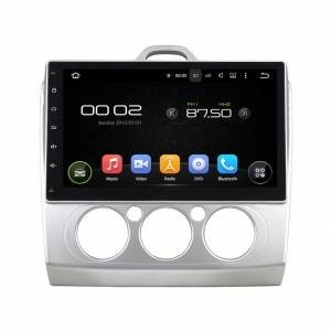 Carmedia KD-1090 Головное устройство на Android 5.1.1 (обновление до версии 7.1) для Ford Focus II 2004-2011 с кондиционером
