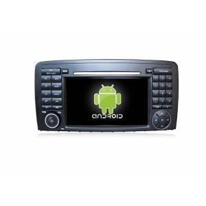 CARMEDIA QR-7111 Головное устройство на Android 6.0.1 для Mercedes-Benz