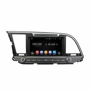 Carmedia KD-8207 Головное устройство на Android 5.1.1 для Hyundai Elantra 2016+