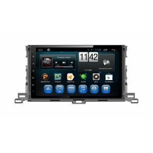 Carmedia QR-1024 Головное устройство на Android 6.0.1 для Toyota Highlander 2014+ U50