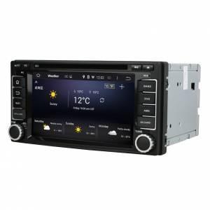 Carmedia KD-6232 Головное устройство на Android 5.1.1 для Subaru Impreza, Forester, XV