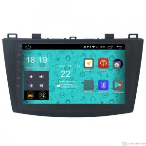 Штатная магнитола Parafar 4G/LTE для Mazda 3 2009-2012 на Android 7.1.1 (PF034)