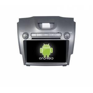 CARMEDIA QR-8036 Головное устройство на Android 6.0.1 для Chevrolet S10 Trialblazer
