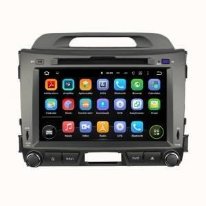 Carmedia KD-8103 Головное устройство на Android 5.1.1 для Kia Sportage 2010-2016