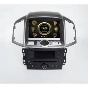 CARMEDIA QR-8030 Головное устройство на Android 6.0.1 для Chevrolet Captiva 2012+