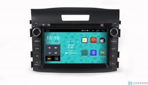 Штатная магнитола Parafar 4G/LTE для Honda CR-V 4 2012-2016 c DVD на Android 7.1.1 (PF983D)