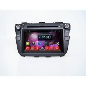 CARMEDIA QR-7064 Головное устройство на Android 6.0.1 для Kia Sorento 2013