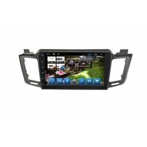 CARMEDIA QR-1021 Головное устройство на Android 6.0.1 для Toyota RAV-4 2012+