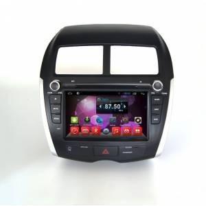 CARMEDIA QR-8023 Головное устройство на Android 6.0.1 для Peugeot 4008