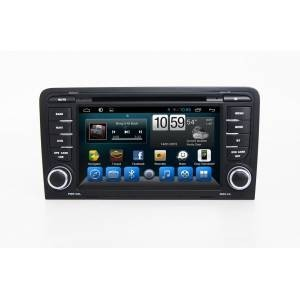 Carmedia QR-7008 Головное устройство на Android 6.0.1 для AUDI A3/S3/RS3 2003-2011