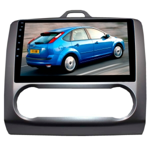Штатная магнитола для Ford Focus 2 (с климатом) LeTrun 2446-2987 9 дюймов NS Система 360° MTK 2+32 Gb Android 7.x