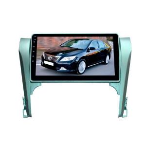 Штатная магнитола для Toyota Camry с 2012 года LeTrun 2442-2943 10 дюймов GS Android 9.x 4+64 Gb Intel 8 ядер 4G DSP