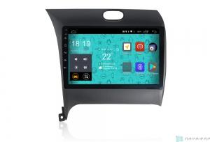 Штатная магнитола Parafar 4G/LTE с IPS матрицей для Kia Cerato 3 2013+ на Android 7.1.1 (PF280)
