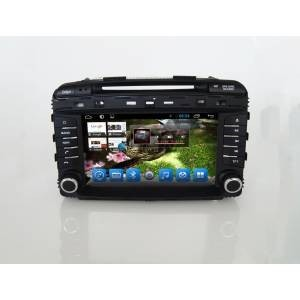 Carmedia QR-8072 Головное устройство на Android 6.0.1 для Kia Sorento 07.2015+ (UM), Sorento Prime