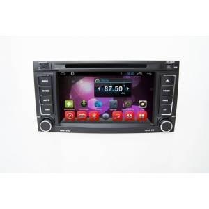 Carmedia QR-7094 Головное устройство на Android 6.0.1 для Volkswagen Touareg 2002-2010, T5 Caravelle/Tra porter 2003-2009, Multivan 2003-2015
