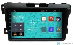 Штатная магнитола Parafar с IPS матрицей для Mazda CX-7 2008-2012 поддержка BOSE на Android 6.0 (PF097Lite)