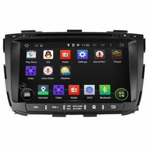 Carmedia KD-8050 Головное устройство на Android 5.1.1 для KIA Sorento 2012-2015
