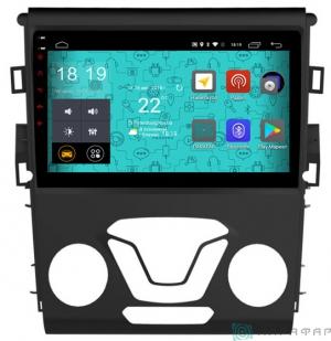 Штатная магнитола Parafar 4G/LTE с IPS матрицей для Ford Mondeo 5 2015+на Android 7.1.1 (PF966)