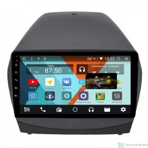 Штатная магнитола Parafar с IPS матрицей для Hyundai IX35 2013 на Android 8.1.0 (PF361K)