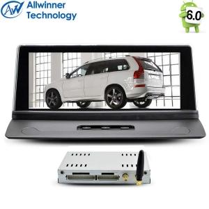 Штатная магнитола Volvo XC90 2004-2013 LeTrun 2117 Android 6.0.1 экран 8.8 дюйма Alwinner T3