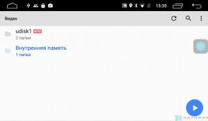 Штатная магнитола Parafar 4G/LTE с IPS матрицей для Kia Sorento Prime 2015+ на Android 7.1.1 (PF223)