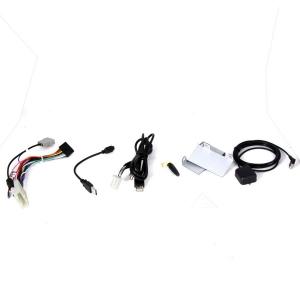Штатная магнитола Nissan Qashqai до 2014 года LeTrun 2114 Android 7.1.1 Alwinner T3 экран 9 дюймов