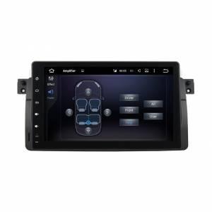Carmedia KDO 9506 Головное устройство на базе Android 5.1.1 для BMW 3er E46 1998-2006
