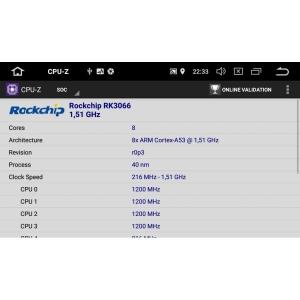 Штатная магнитола Mercedes ML, GL (2005-2012) LeTrun 2253 Android 8.0 DSP 4 Gb 8 ядер