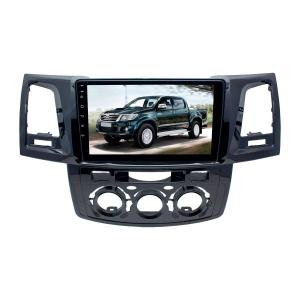 Штатная мультимедиа для Toyota Hilux до 2008-2014 год LeTrun 3016-2977 9 дюймов VT Android 8.x MTK-L 1+16 Gb