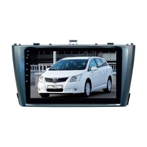 Штатное головное устройство для Toyota Avensis с 2009 г LeTrun 3017-2986 9 дюймов NS 2+16 Gb MTK-L Android 9.x DSP