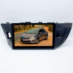Штатное головное устройство для Toyota Corolla 2013-2016 LeTrun 3020-1827 10 дюймов KD Android 8.x MTK 4G 2+16 Gb