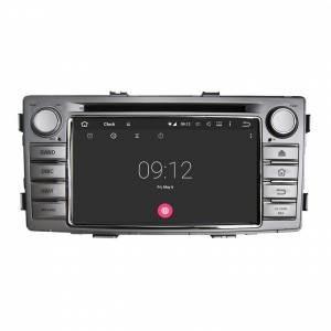 Carmedia KD-6230 Головное устройство на Android 5.1.1 для для Toyota Hilux 2011-2015