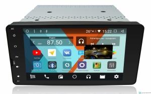 Штатная магнитола Parafar с IPS матрицей для Mitsubishi Outlander 2013+, Pajero 2013+, Lancer 2013+, ASX 2013+, на Android 8.1.0 (PF230KDSP)