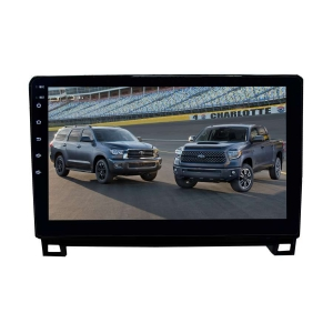Штатная мультимедиа для Toyota Tundra, Sequoia LeTrun 2904-2980 10 дюймов VT MP5
